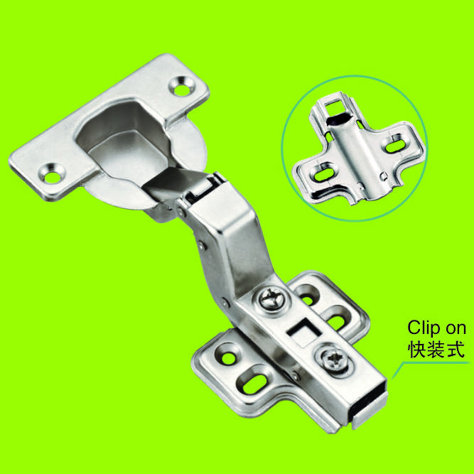 pass 75 pounds bear test clip on inset door hinges