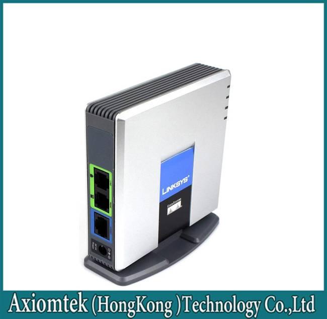 Unlocked Cisco-Linksys SPA3000  1FXS+1FXO Gateway