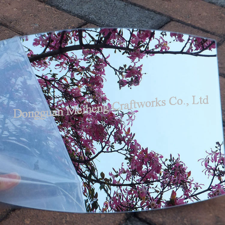 Extruded Plastic 0.5mm Super Clear PVC Sheet