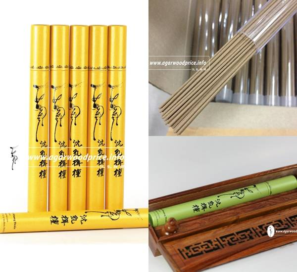 Agarwood Incense Stick - A wonderful choice for enjoying Oud wood mild scent to get the top state of