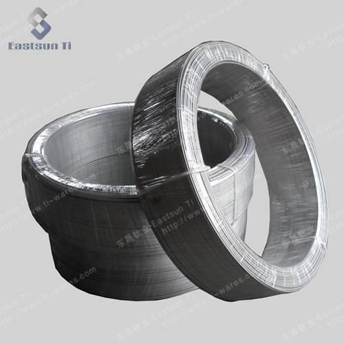 Baoji Eastsun Titanium specialize in Titanium welding wire for 3D Printing