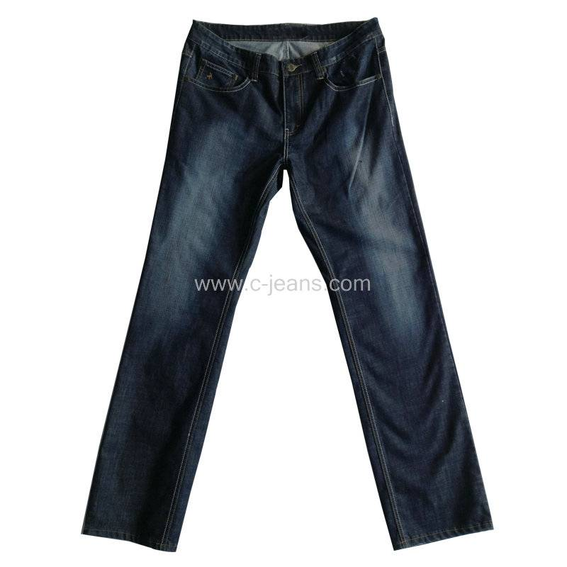 Men Cheap Straight Jeans