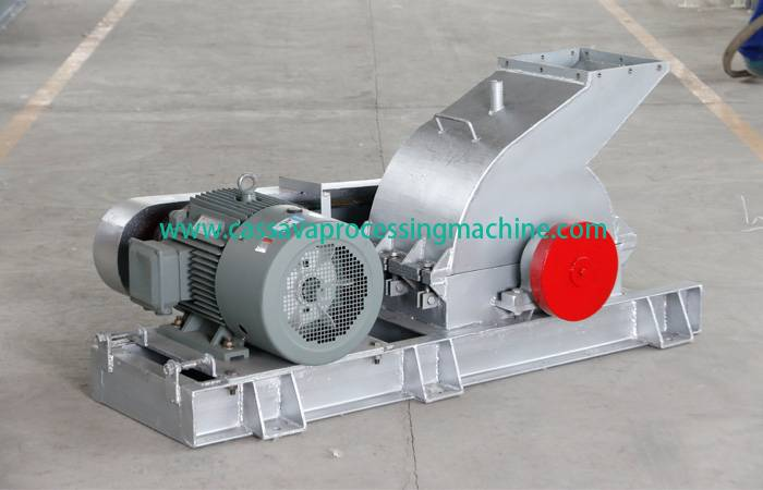 Gari processing plant