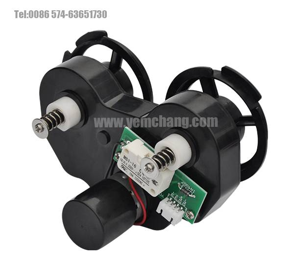 vending machine gear motor, gear boxes YC-VWDH200T909W