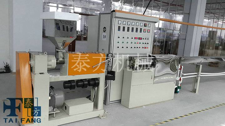 3D printing supplies extrusion line