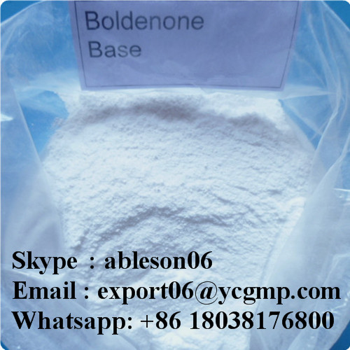 Grow Muscle Boldenone Steroids Powder Boldenone Base CAS 846-48-0