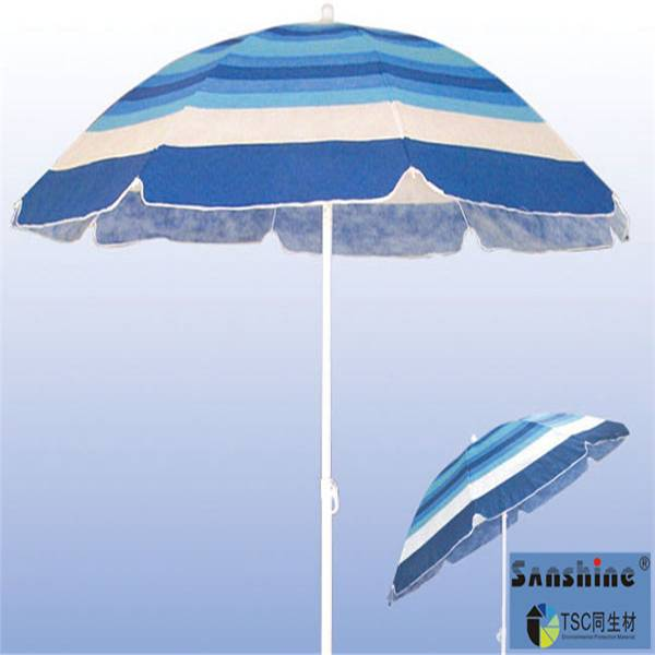 140g sun protection beach umbrella