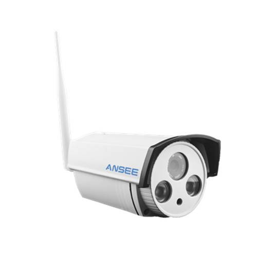 Waterproof IR Bullet IP Camera