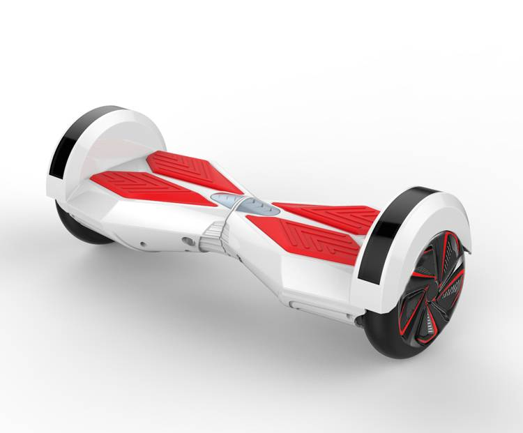 8 inch self balancing electric scooter, two wheel scooter