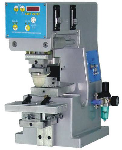 Tabletop Pad Printing Machine