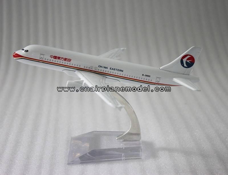 model airplane A320 China Eastern