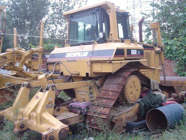 Used CAT Bulldozer D6R for sale with good condition