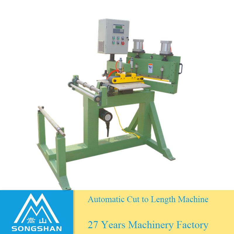 Automatic Abrasive Cloth/ Paper Cut To Length Machine
