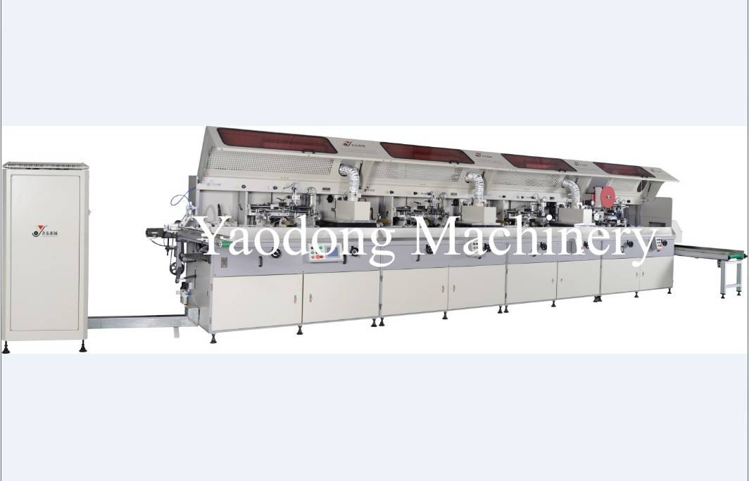YD-SPA102 Automatic Screen Printing Machine