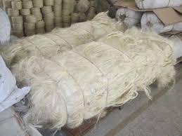 Natural Raw Grade 1 Sisal fibre. Affordable Price