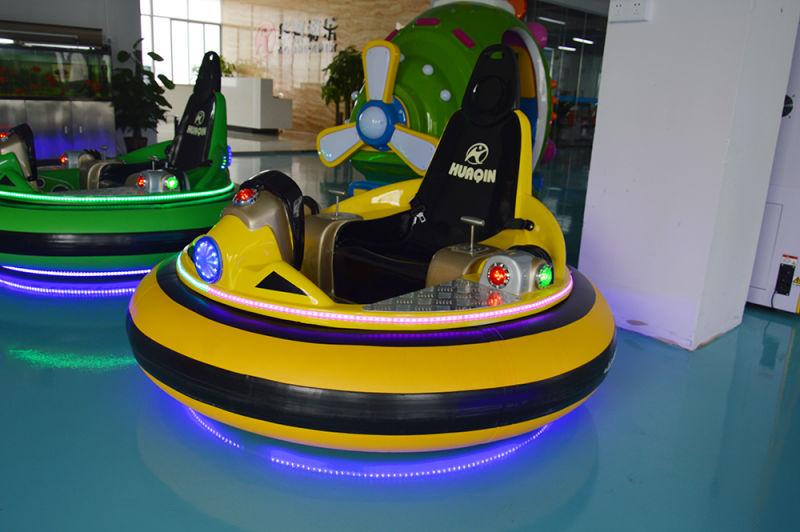 Battery amusement park ride bumper car dodgem car for sale