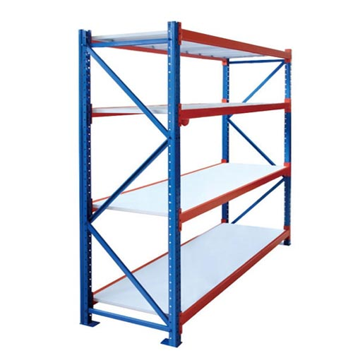 4 Layers Light Duty Metal Shelves 2000x500x2000mm Storage Shelves