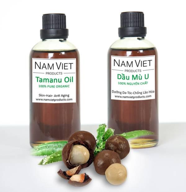 Pure Organic Massage Skin Care Anti Aging Tamanu Oil