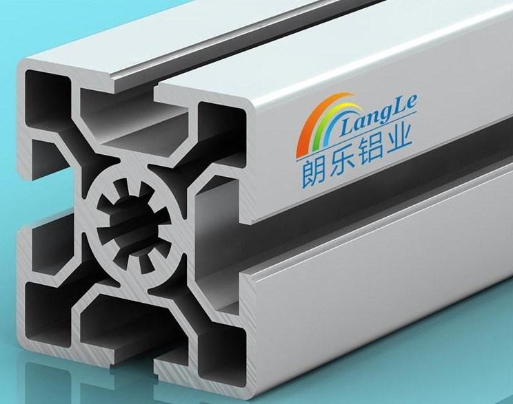 Manufacturer Supply good quality Industrial Aluminium Profile