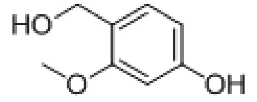 4-Hydroxy-2-methoxybenzyl alcohol