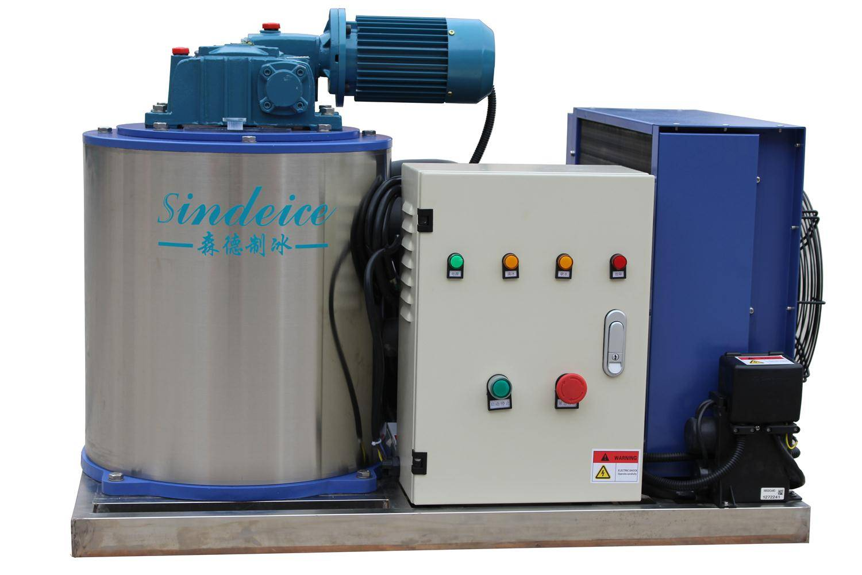 SINDEICE small range 300kg/24h flake ice making machine