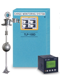 Cargo Monitoring System With Local And Remote Indicator
