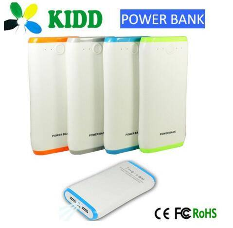 Power bank 20000 mah rechargeable batteries mobile power