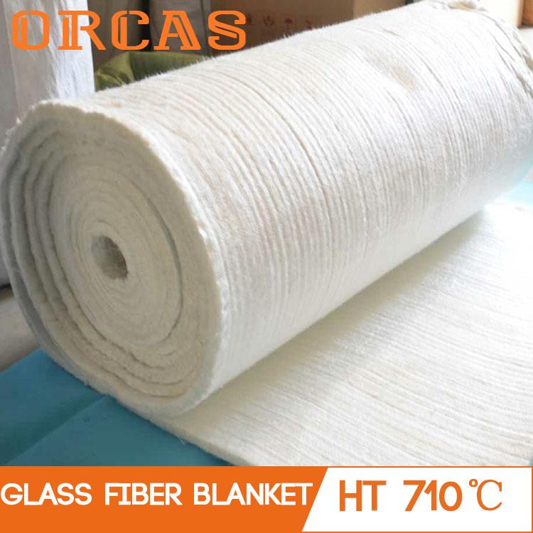 China insulation fire blanket glass fiber blanket for pipeline