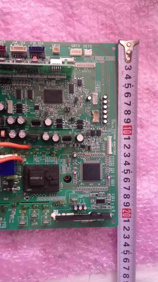 small printed circuit board