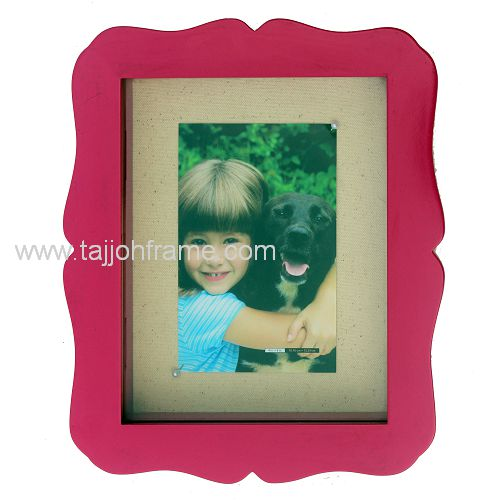 High Quality Multifuction Wooden Photo Frame Box