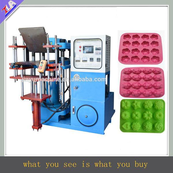 multi-functonal and professional silicone cake mould making machine