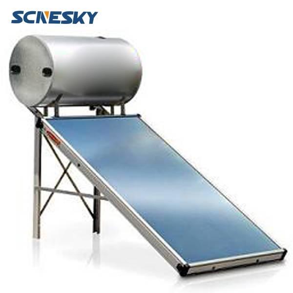 Compact Integrative Flat Plate Solar Energy Transformer
