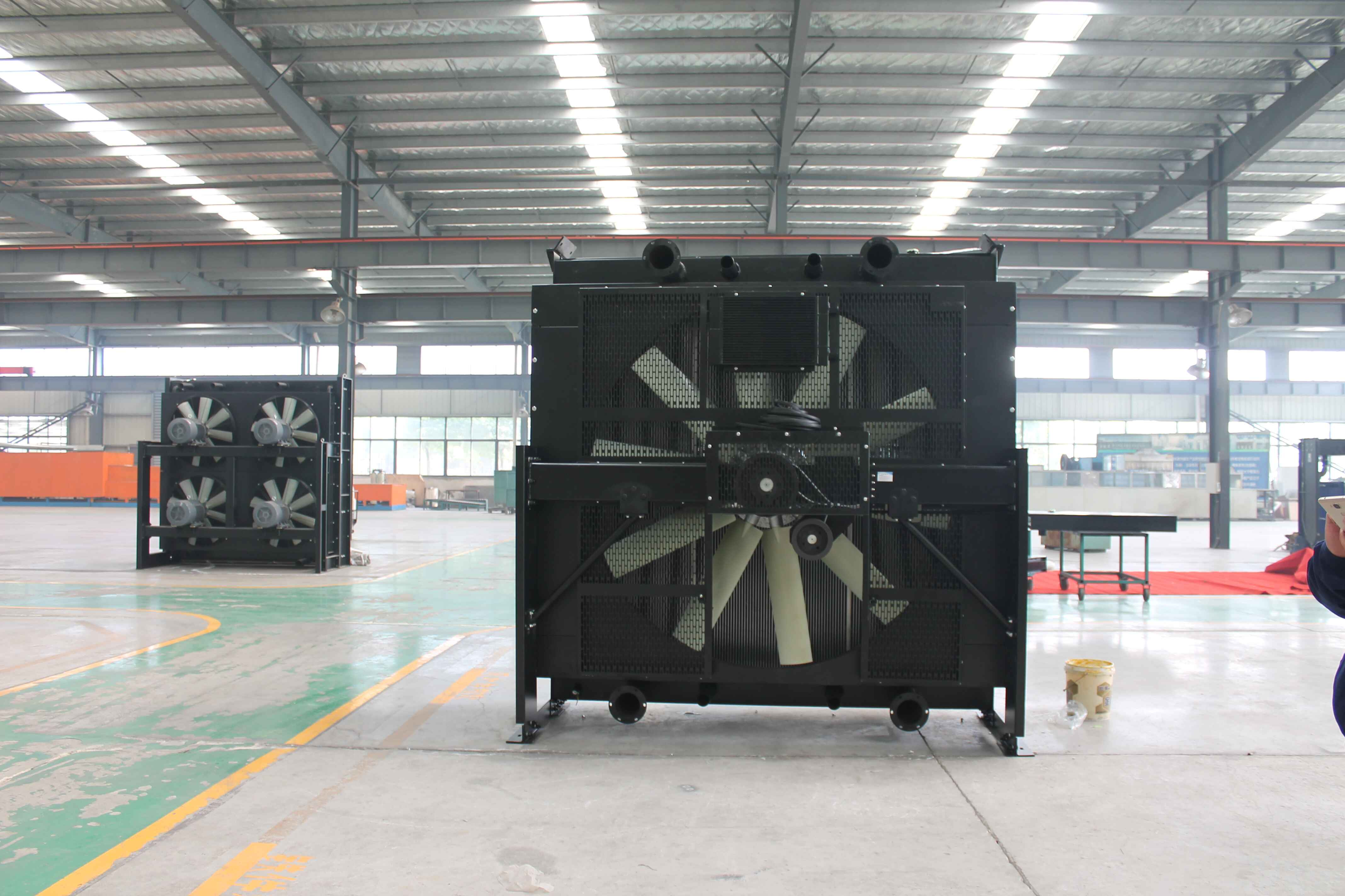 Radiator for Cummins Engine