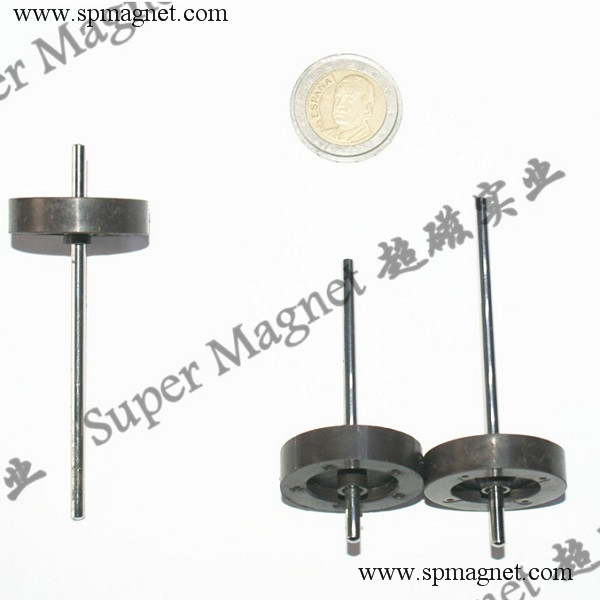 AIR 30x8mm Multipole ring injection magnets 8 poles