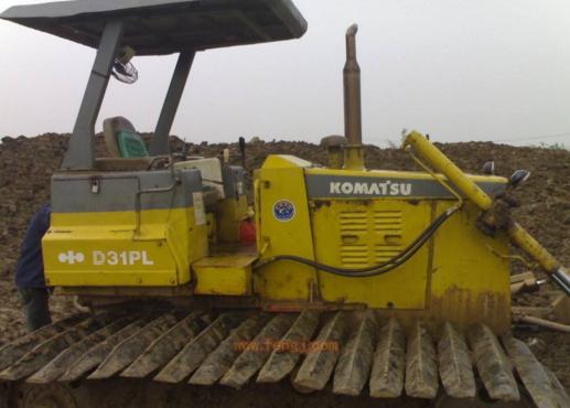 Komatsu New/Used bulldozer D31