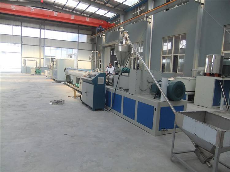 Upvc cpvc pipe machine