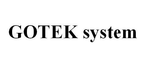 List of Agents & Dealers worldwide - GOTEK system
