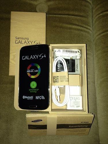 Original Samsungs Galaxy S4 Gt-I9505 I9500 Dual SIM GT-I9502 16gb32gb Factory Unlocked 2g 3g 4g Lte