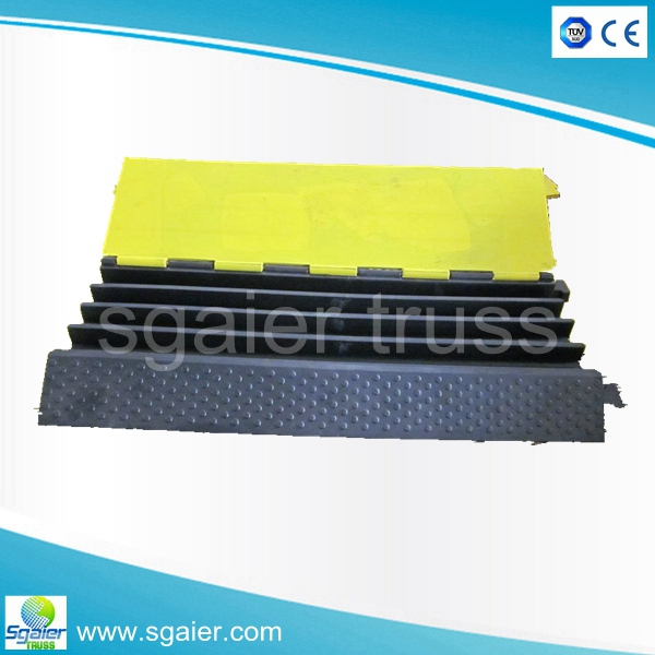 Cable Protector outdoor plastic rubber cable protector corner