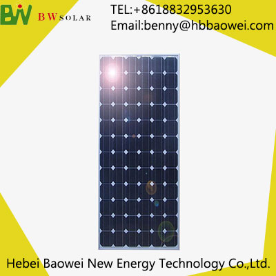 BAOWEI-170-200-72M Monocryslline Solar Module