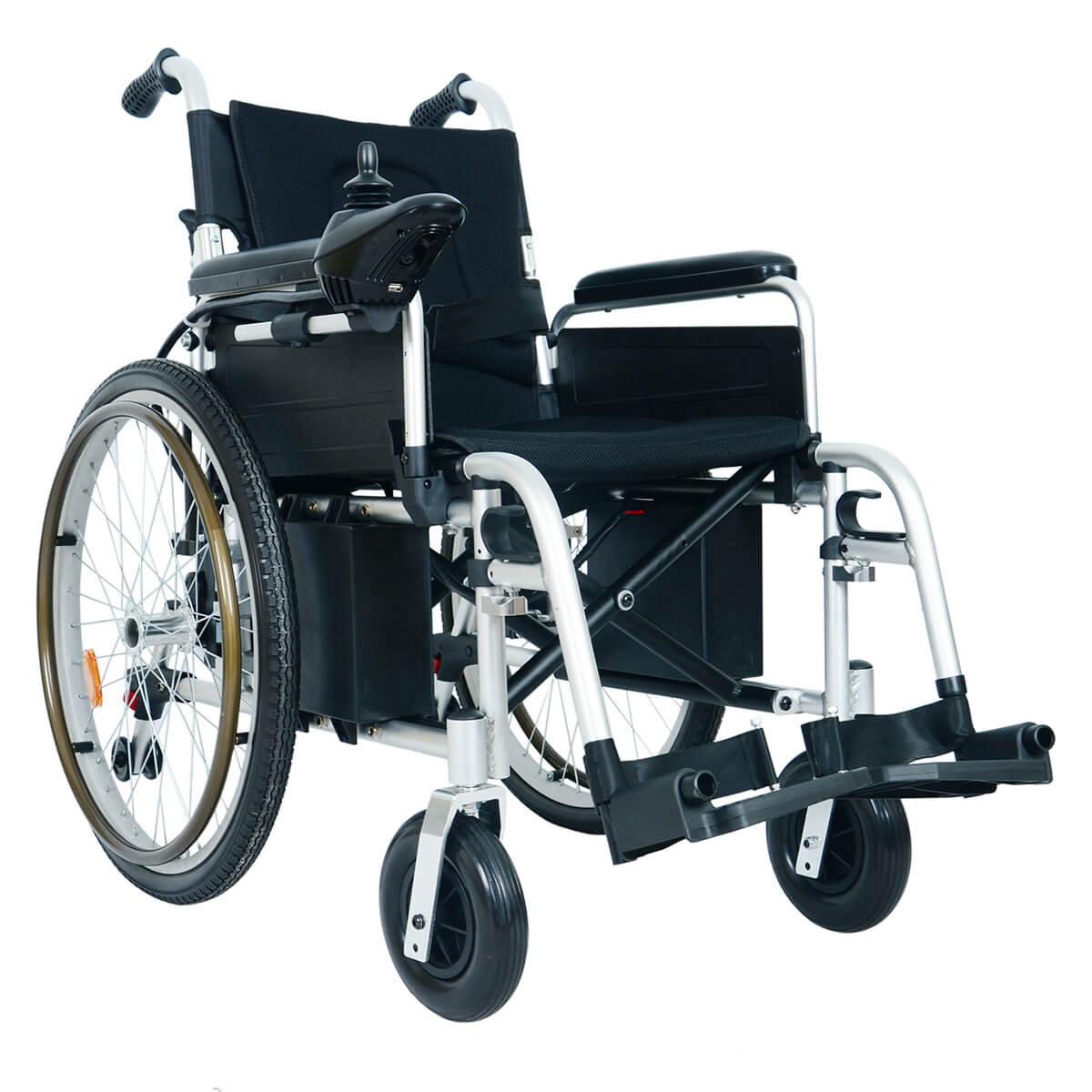 Yattll foldable power wheelchair electric wheelchair