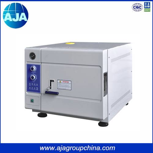 Rapidly Sterilizing Benchtop Dental Autoclave