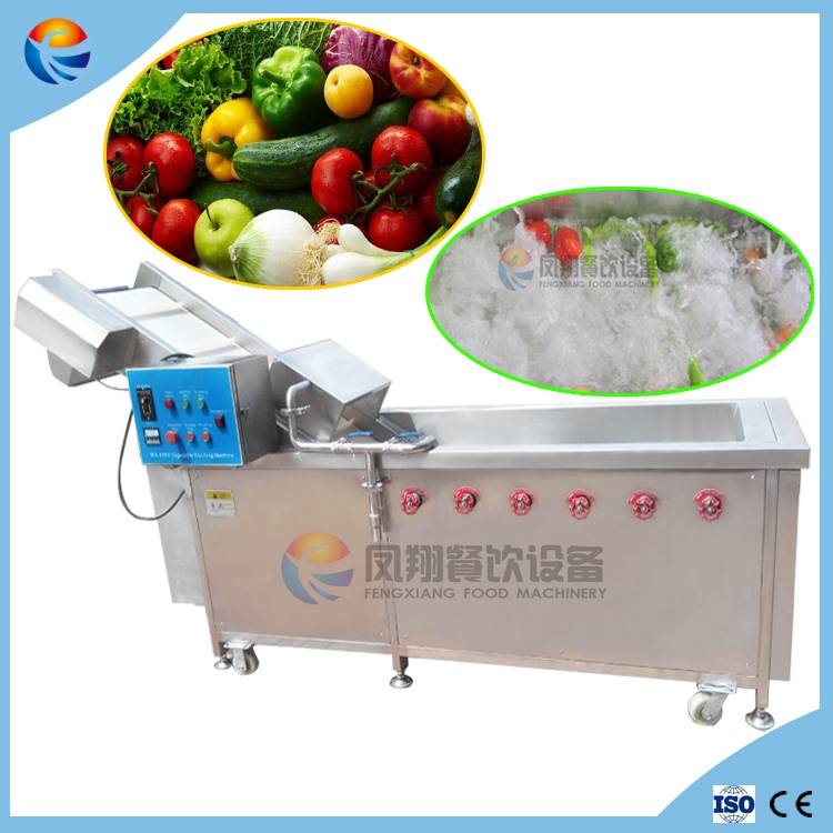Automatic High Quality Vegetable and Fruit Washer Washing Machine