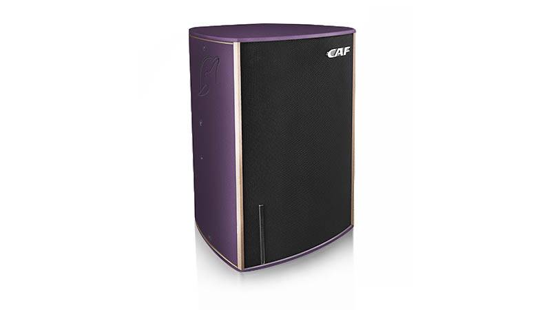 High End Audio Speakers CC-12 Purple