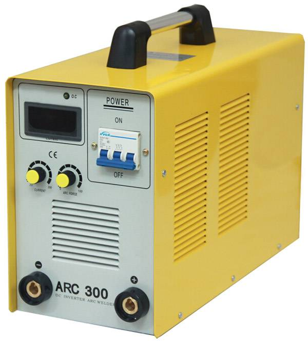 Economical Inverter MMA Welder with Digital Display Arc300
