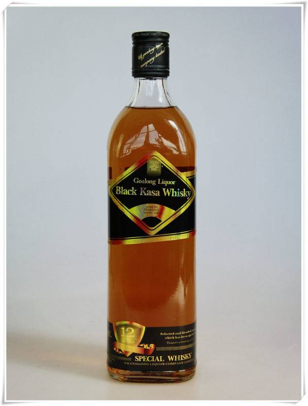 Certificated blend whisky liquor factory