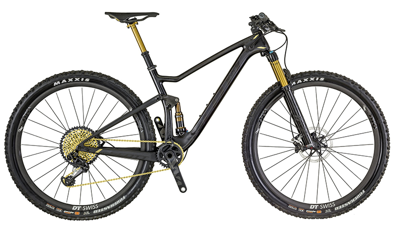 2018 Scott Spark 900 Ultimate Mountain Bike