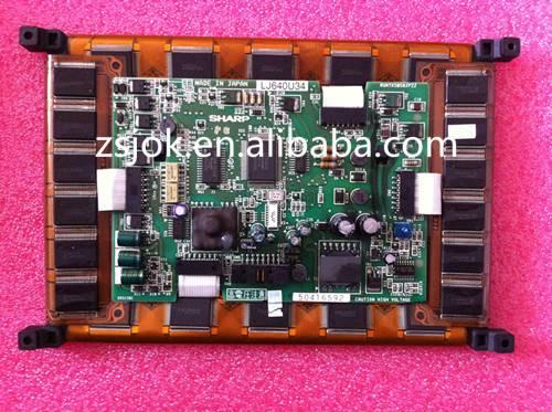 LJ640U34,LJ64AU34, 8.9 inch LCD Display , 640*400 LCD Screen, LCD Panel for injetcion modling machin