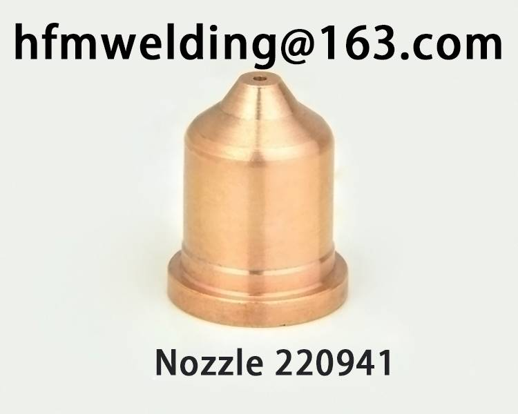 45A Nozzle 220941 for HYPERTHERM power max 85,plasma cuting welding