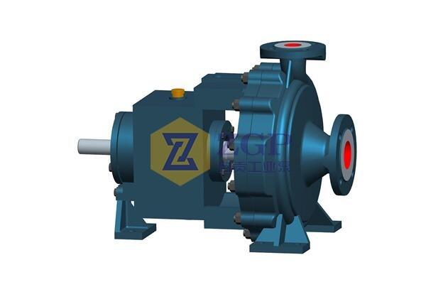 HZ/HZQ chemical process pump